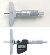 Micrometro Profundidades